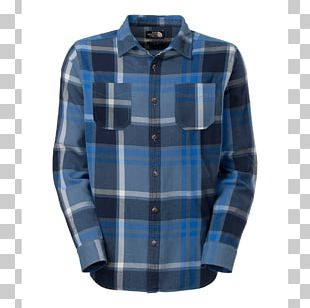 Sleeve Tartan Shirt Button Barnes & Noble PNG