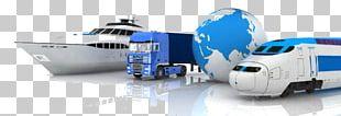 Intelligent Transportation System Cargo Logistics Business PNG