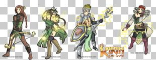 Model Sheet Character Video Game Game Design PNG