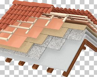 Roof Shingle Thermal Insulation Domestic Roof Construction House PNG