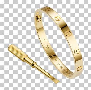 Love Bracelet Cartier Earring Jewellery PNG