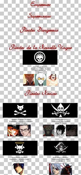 Hierarchy Piracy Organizational Chart One Piece Logo PNG