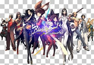 Blade & Soul Illustration Table Massively Multiplayer Online Role-playing Game Internet PNG