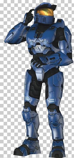 Rooster Teeth Captain Michael J. Caboose Tucker Red Vs. Blue Halo: Reach PNG