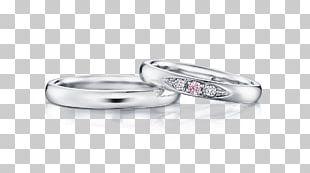 Wedding Ring Diamond Jewellery Engagement Ring PNG