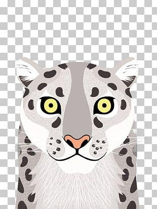 White Tiger Animal Endangered Species Illustration PNG