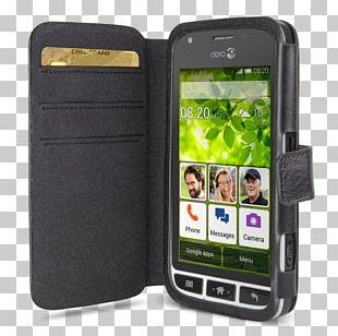 Smartphone Mobile Phone Accessories Telephone Black Doro Liberto 825 PNG