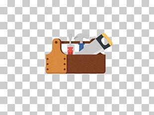 Toolbox Hammer Saw PNG