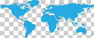 World Map PNG