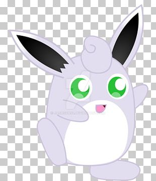 Domestic Rabbit Easter Bunny Illustration PNG