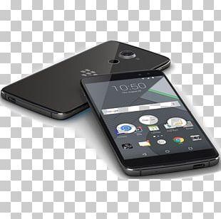 BlackBerry DTEK50 Smartphone Android LTE PNG