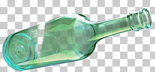 Glass Bottle Computer File PNG
