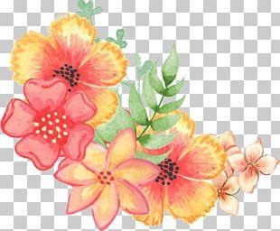 Scrapbooking Wedding Invitation Flower Bouquet PNG