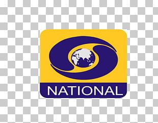 DD National India Doordarshan Television Channel PNG