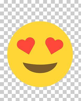 Emoji Love Smiley Emotion PNG