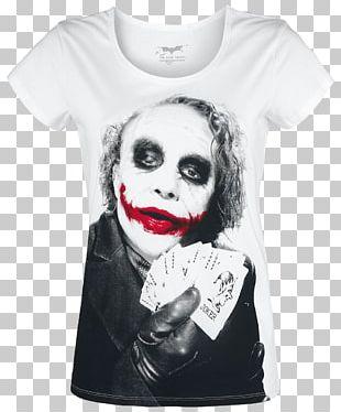 2481688f Joker T-shirt The Dark Knight Two-Face Batman PNG, Clipart, Alter ...