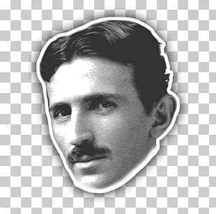 Nikola Tesla Scientist Electricity Electrical Engineering Alternating Current PNG