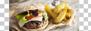 Hamburger Buffet Tapas Junk Food French Fries PNG