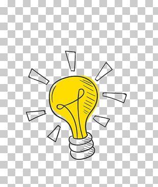 Idea Incandescent Light Bulb PNG