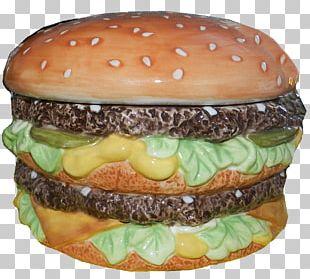 Cheeseburger McDonald's Big Mac Hamburger Junk Food Whopper PNG