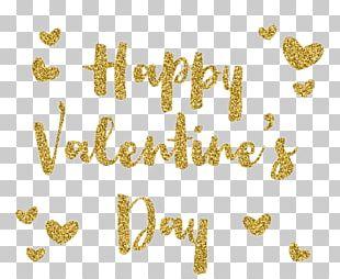 Happy Valentine's Day PNG