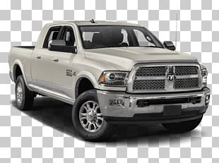Ram Trucks Chrysler 2018 RAM 2500 Laramie Dodge Pickup Truck PNG