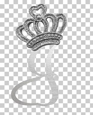 Crown Monogram Initial Jewellery Clothing Accessories PNG