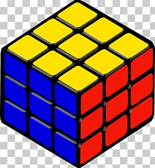 Rubiks Cube Puzzle Cube PNG