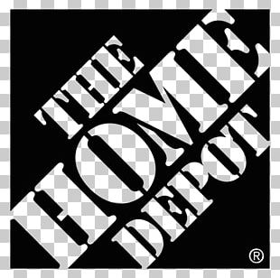 The Home Depot Logo Font PNG