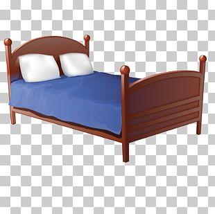 Bedroom Bed Frame PNG