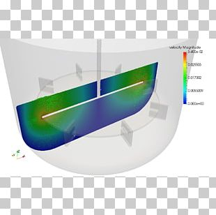 SolidWorks Computational Fluid Dynamics Computer Simulation
