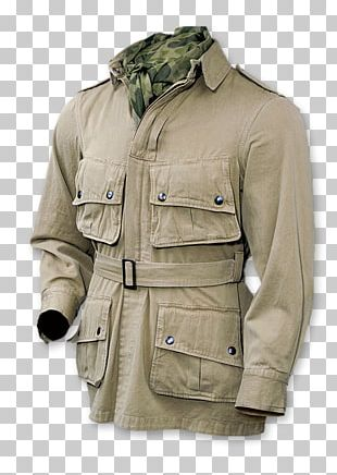 Jacket Military Uniform Sleeve Military Camouflage PNG