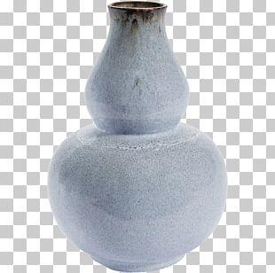 Kravet Evelyne Speckle Vase In Gray Pottery Ceramic Product Design PNG