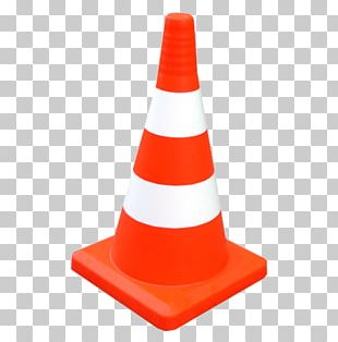 Traffic Cone Icon Road Transport PNG