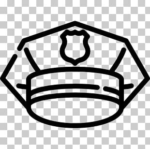 Headgear Line White PNG