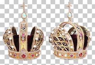 Crown Gold Photography PNG