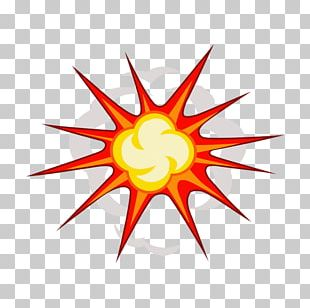 Explosion Cartoon Comics Bomb PNG