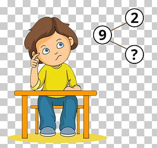 Student Mathematics Thought Problem Solving PNG