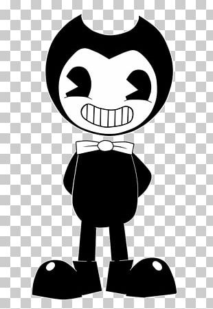 Bendy And The Ink Machine Drawing TheMeatly Games Art YouTube PNG