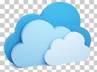 Cloud Computing Cloud Storage Web Hosting Service Platform As A Service PNG