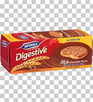 Milk Chocolate Chip Cookie Shortbread McVitie's Digestive Biscuit PNG