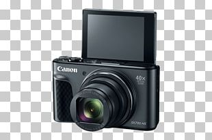 Point-and-shoot Camera Zoom Lens Canon Photography PNG