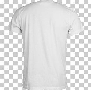 Tshirt White Back PNG