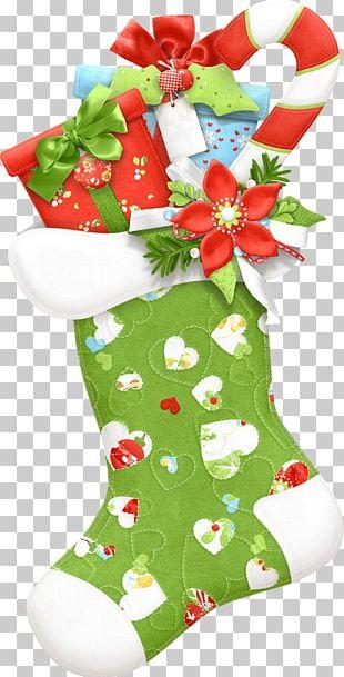 Christmas Stockings Christmas Card PNG
