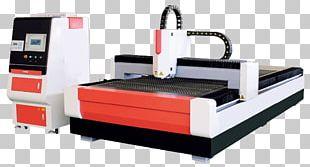 Laser Cutting Fiber Laser Laser Engraving Machine PNG