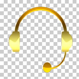 Headphones Audio Radio Disc Jockey PNG