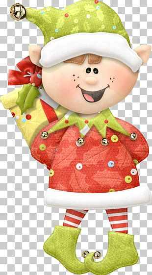 Santa Claus Christmas Ornament Christmas Elf PNG