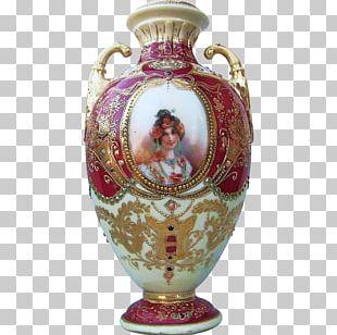 Vase Porcelain Urn Pitcher PNG