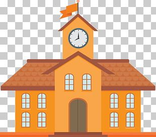 School Cartoon Escuela PNG