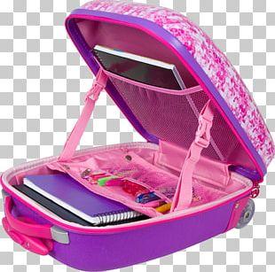 Suitcase Barbie Backpack School Samsonite PNG